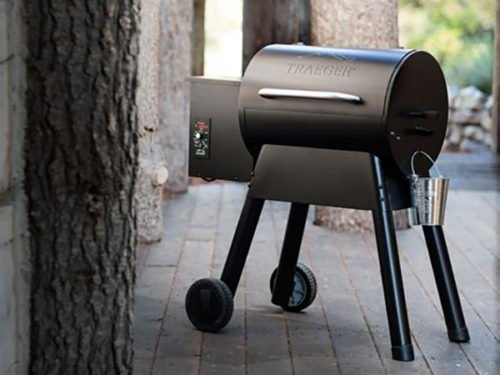 Traeger grills available